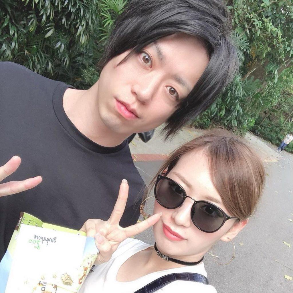 秋田新太郎と木下春奈のプロフィールを紹介に関する画像